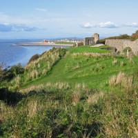 Old Village dog walk and beach, Lancashire - Dog walks in Lancashire