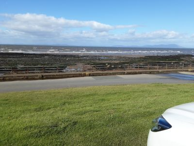 Maryport dog-friendly beach, Cumbria - Driving with Dogs