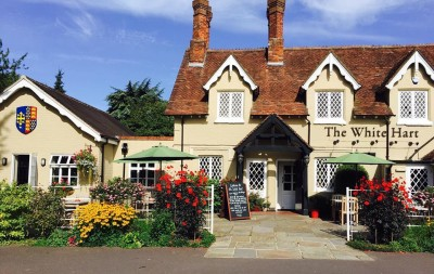 M27 Junction 1 dog-friendly pub, Hampshire - Driving with Dogs
