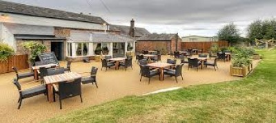 Dog-friendly pub near the M56, Cheshire - Driving with Dogs