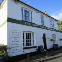 Romney Marshes dog walk and dog-friendly pub, Kent - Kent dog walks and dog-friendly pubs