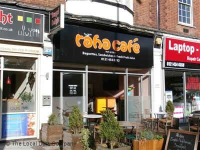 RA Cafe - dog-friendly, West Midlands - Driving with Dogs