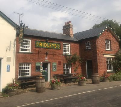 A131 Country pub with a dog walk near Braintree, Essex - Driving with Dogs