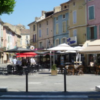 A7 exit 21 doggiestop in the old city of Orange, France - Image 2