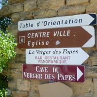 A7 exit 22 doggiestop in a wine village, France - Image 5