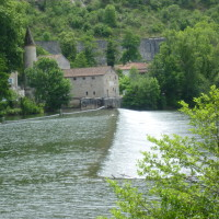 A20 exit 58 doggiestop in Cahors, France - Image 2