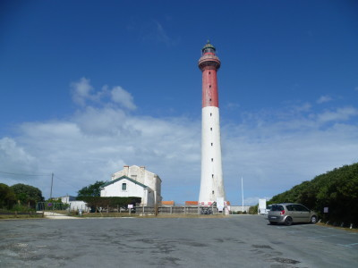Pointe de la Coubre dog-friendly beach, France - Driving with Dogs
