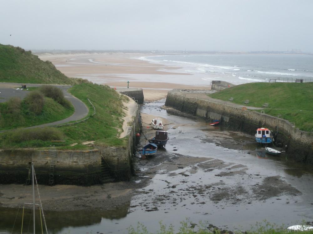 Seaton Sluice dog-friendly beach, Tyne and Wear - Dog walks in Tyne and Wear