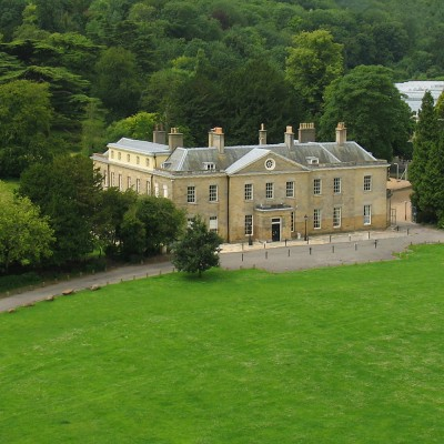 Stanmer House, dog-friendly, East Sussex - Driving with Dogs