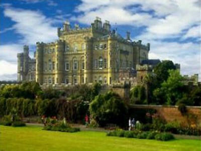 Culzean Castle dog walk, Scotland - Driving with Dogs
