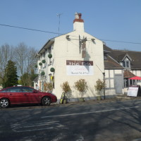 A46 near Alcester dog-friendly pub and dog walk, Warwickshire - Dog walks in Warwickshire