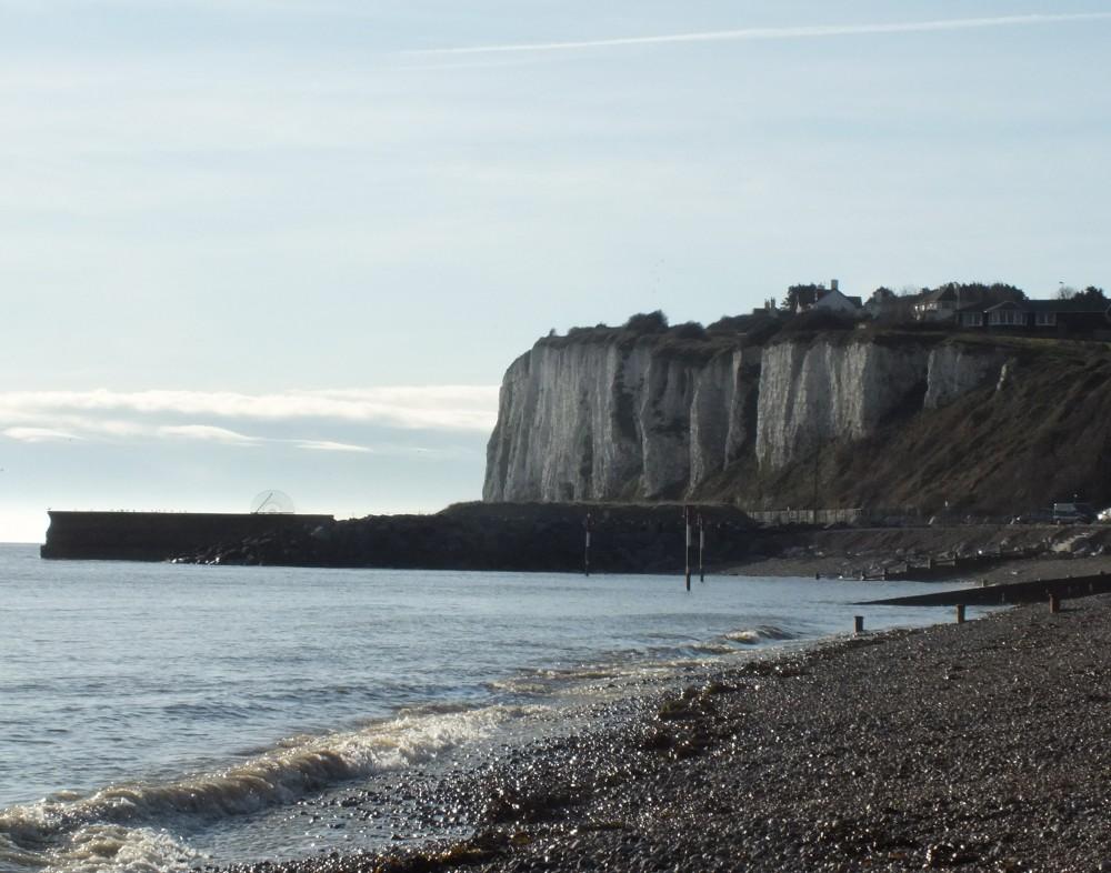 Kingsdown dog-friendly beach and walk, Kent - Dog walks in Kent