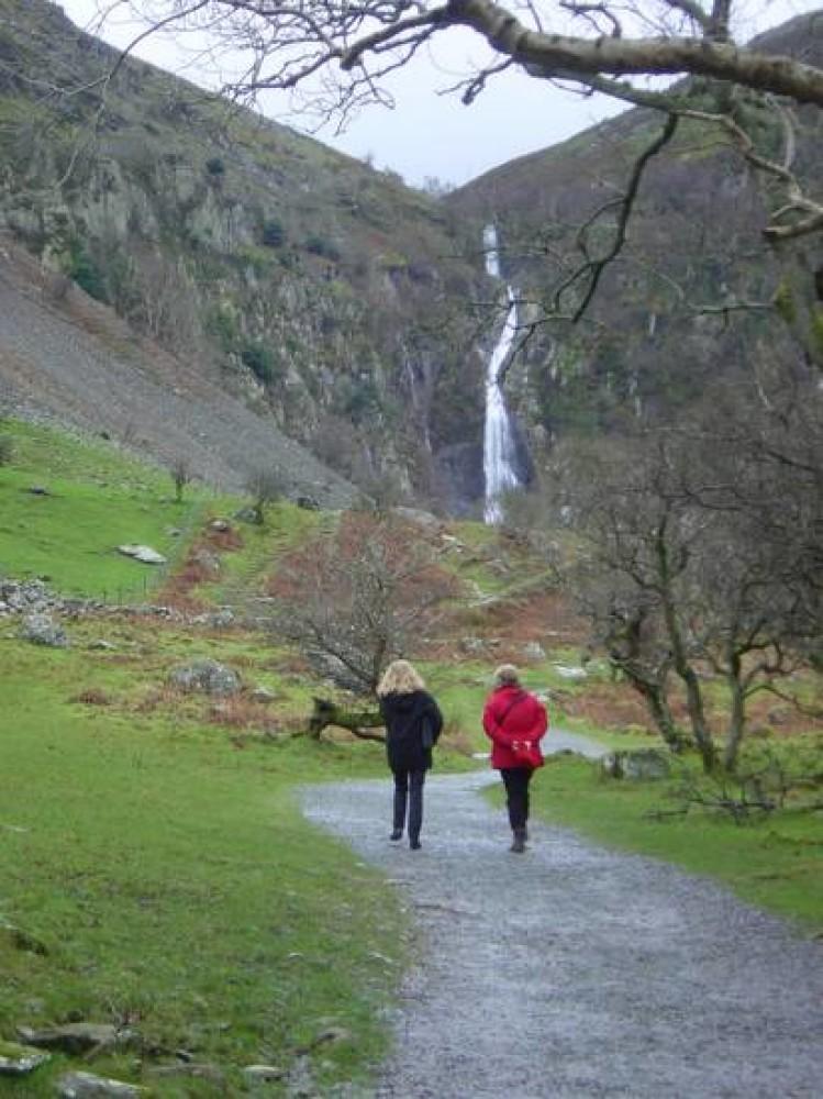 A55 Dog Walk near Bangor, Gwynedd, Wales - Dog walks in Wales