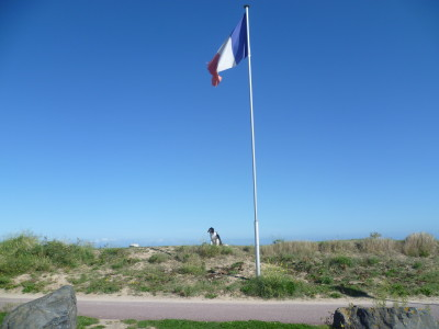 Cross of Lorraine, France - Driving with Dogs
