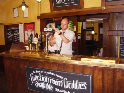 Wentworth dog-friendly pub and dog walk, South Yorkshire - Driving with Dogs