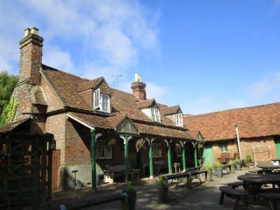 Scots Common dog-friendly pub and dog walk, Oxfordshire - Driving with Dogs