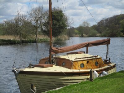 A47 Waterside dining and dog walk, Norfolk - Driving with Dogs