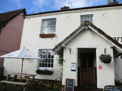 Pretty village pub and dog-friendly, Suffolk - Driving with Dogs