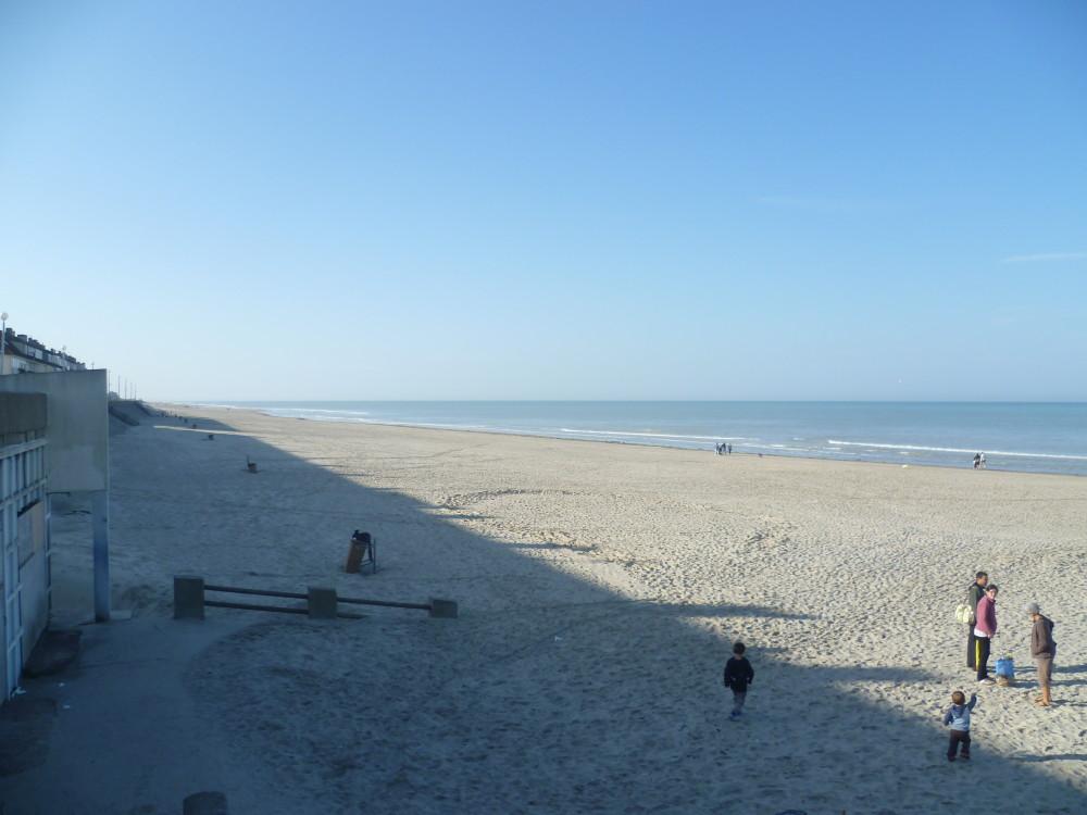 Dog-friendly beach near Quend, France - Image 1