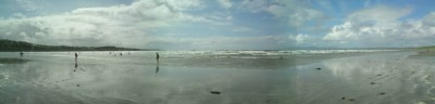 Rossnowlagh dog-friendly beach, RoI - Driving with Dogs