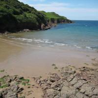 Hope Cove dog walk and dog-friendly beach, Devon - Dog walks in Devon