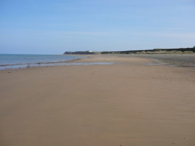 Jurby Beach and Point, Isle of Man - Driving with Dogs