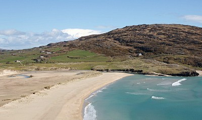 Dog-friendly beach near Crookhaven, RoI - Driving with Dogs