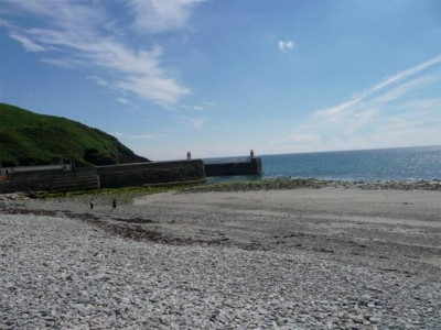 Laxey, Isle of Man - Driving with Dogs