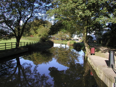 Ripon Canal dog walk, North Yorkshire - Driving with Dogs