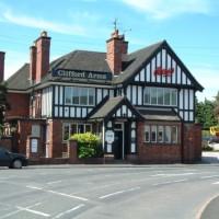 Clifford Arms dog-friendly pub and dog walk, Great Haywood, Staffordshire - Dog walks in Staffordshire
