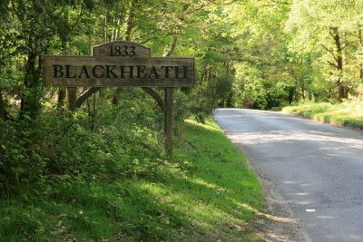 Blackheath Common dog walk, Surrey - Driving with Dogs