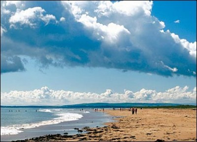 Rosemarkie dog-friendly beach and dog walk, Scotland - Driving with Dogs