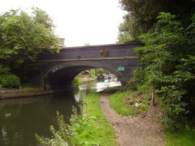 Liverpool Canal Link dog walk - Driving with Dogs