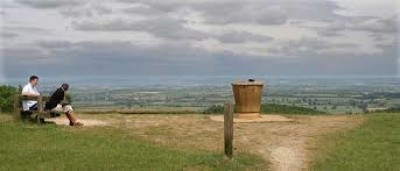 Dovers Hill country park dog walks, Worcestershire - Driving with Dogs