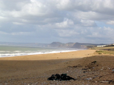 Cogden dog-friendly beach, Dorset - Driving with Dogs