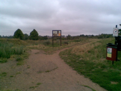 Bradlaugh Fields dog walk, Northamptonshire - Driving with Dogs