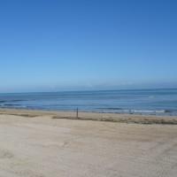 Normandy dog friendly beach, France - Image 3