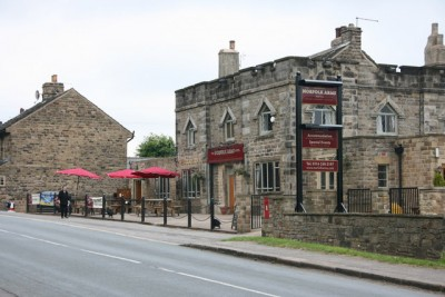 Ringinglow dog-friendly pub near Sheffield, South Yorkshire - Driving with Dogs