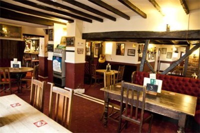 A38 dog walk and dog-friendly pub/B&B near Huntspill, Somerset - Driving with Dogs