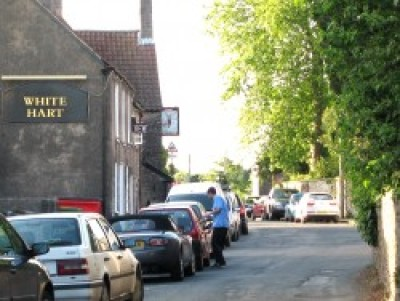 Dog-friendly inn and dog walk not far from Bristol, Gloucestershire - Driving with Dogs