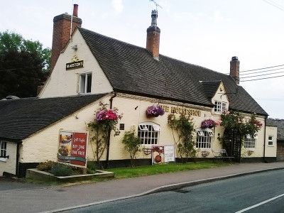 Tatenhill dog-friendly pub and walk, Staffordshire - Driving with Dogs