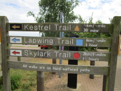 Brixworth dog walks, Northamptonshire - Driving with Dogs
