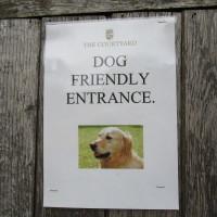 A11 Elveden shopping and short dog walk, Norfolk - Dog walks in Norfolk