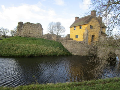 A39 dog walk and dog-friendly pub, Somerset - Driving with Dogs