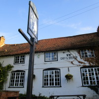 Berkswell dog-friendly pub with dog walk, West Midlands - Dog walks in the West Midlands