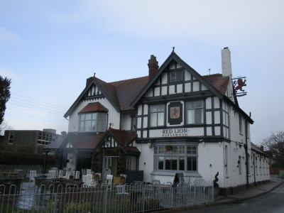 Lakes dog-friendly pub and dog walk, Warwickshire - Driving with Dogs