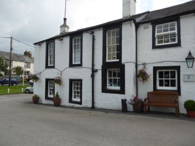 Dog-friendly country pub in Langwathby, Cumbria - Driving with Dogs