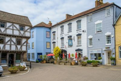 A38 Dog walk and dog-friendly pub, Somerset - Driving with Dogs