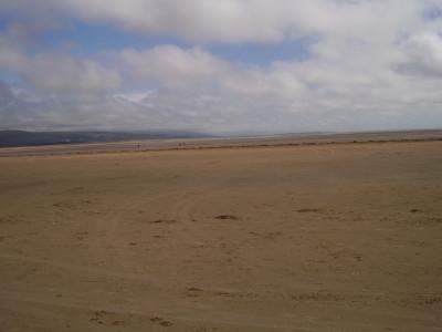 Dog-friendly beach near Porthmadog, Wales - Driving with Dogs