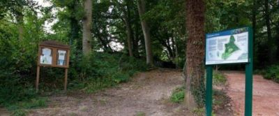 A404 local walk Chorleywood, Hertfordshire - Driving with Dogs